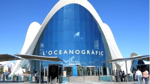 I migliori acquari del mondo, Valencia Oceaonografic