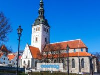 Guida alla Basilica di San Nicola, Tallinn