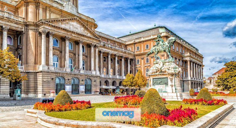 Guida turistica del Castello di Buda, Budapest