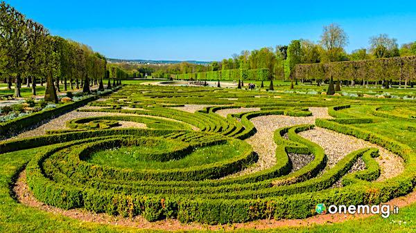 Il Parco del Castello a Champs-sur-Marne