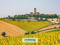 Cosa vedere a Montefano, Marche