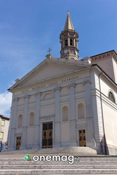 Cosa vedere a Lecco, la Basilica di San Nicola