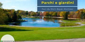 Parc du Mont Royal, Montreal
