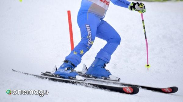 Sciare a Forni di Sopra