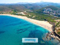 Spiaggia di Portu Maga, Sardegna, Costa Verde