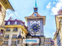 La Torre dell'Orologio di Berna