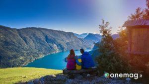 Coppia al Lago di Molveno