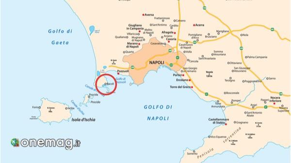 Provincia Di Napoli Cartina.Bacoli Campania Cosa Vedere A Bacoli Onemag