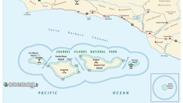 Dove si trovano le Channel Islands