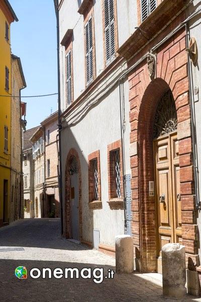 Cosa vedere a Montefano, centro storico