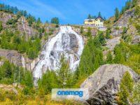 Cascata del Toce, Piemonte, l'imponente cascata a Formazza