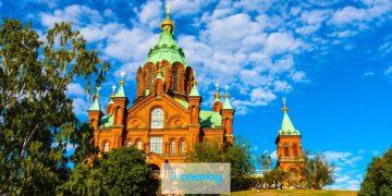 Cattedrale della Dormizione, Helsinki | La più grande chiesa ortodossa d'Europa Occidentale