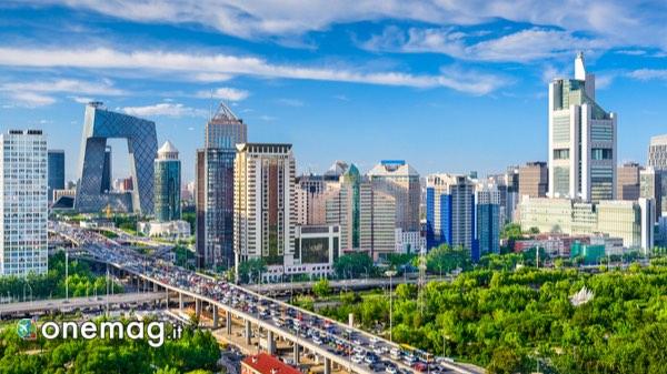 Cina, Pechino a Settembre