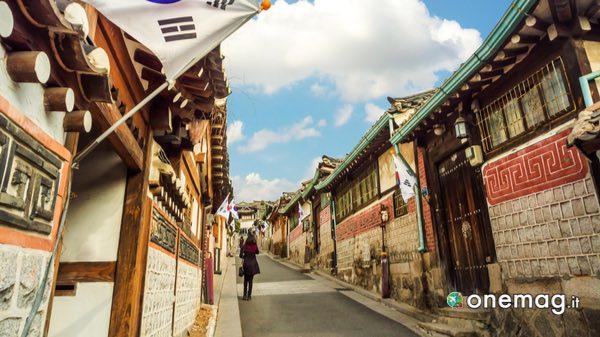 Corea del Sud a Settembre