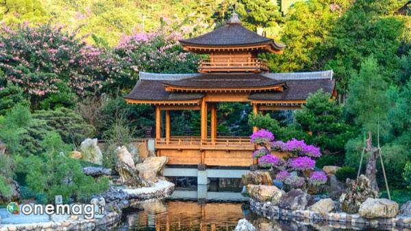 Cosa vedere nel Giardino di Nan Lian, Padiglione della Perfezione