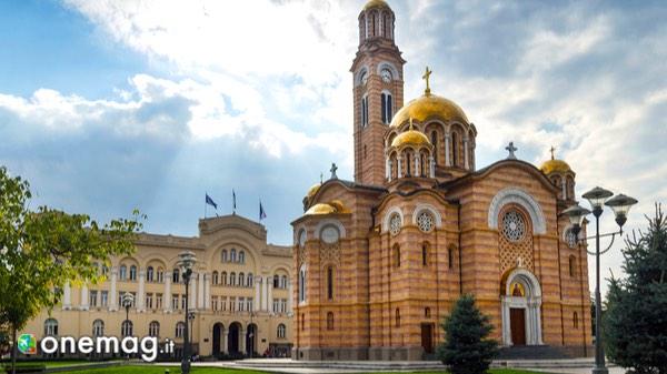 Descrizione della Cattedrale di Cristo Salvatore a Banja Luka