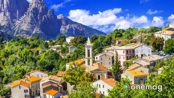Francia, Corsica a Settembre