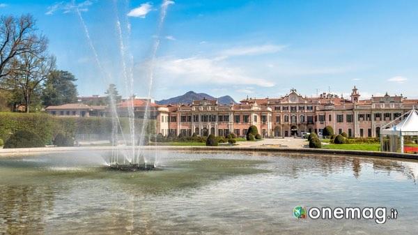 Giardini Estensi di Varese: Palazzo Estense