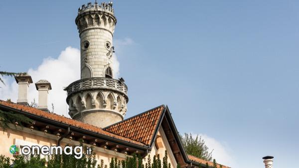 Giardini Estensi di Varese: Torre Robbioni