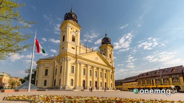 Cosa vedere a Debrecen. Grande Chiesa Riformista