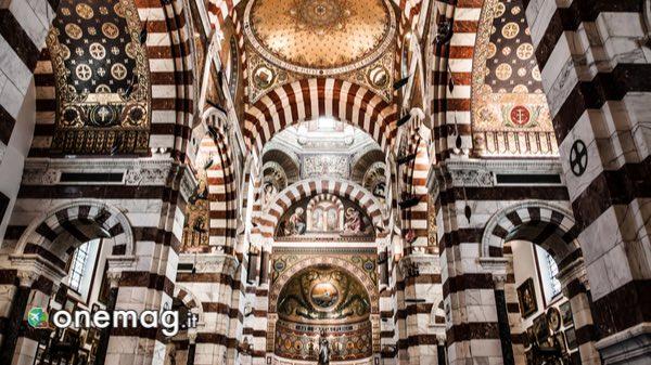 Le caratteristiche della Cattedrale di Marsiglia
