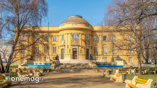 Cosa vedere a Debrecen, il Museo di Derì