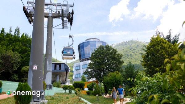 Cosa vedere in Albania, Parco Nazionale del Monte Dajti