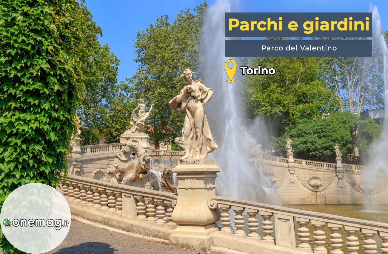 Parco del Valentino Torino