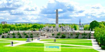 Il Parco delle sculture Gustav Vigeland