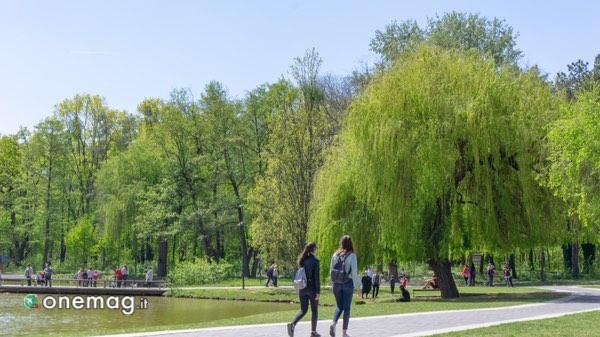 Cosa vedere a Debrecen, il Parco urbano