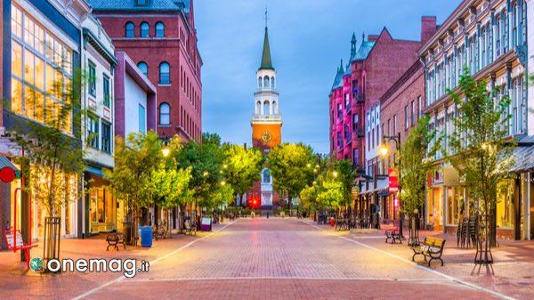 Stati Uniti, Vermont a Settembre