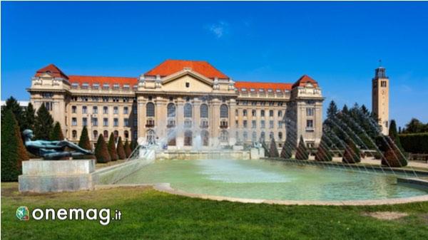 Cosa vedere a Debrecen, l'Università