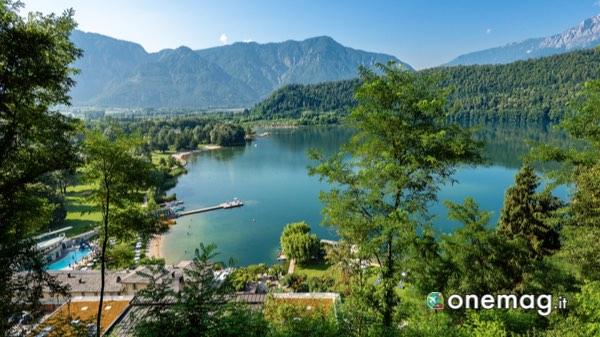 Viaggio al Lago di Levico