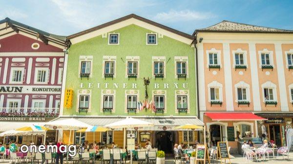 Cosa vedere a Mondsee: Piazza del Mercato