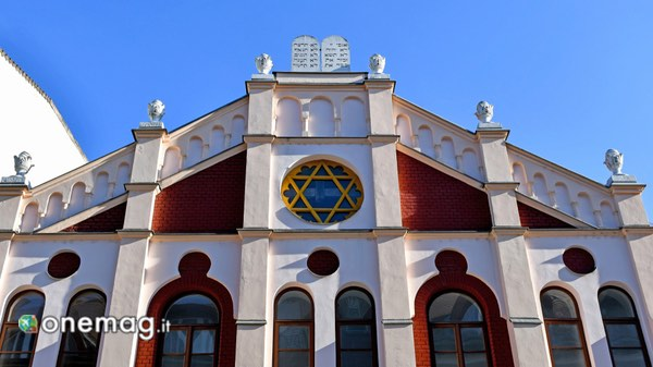 Cosa vedere a Debrecen, Singagoga