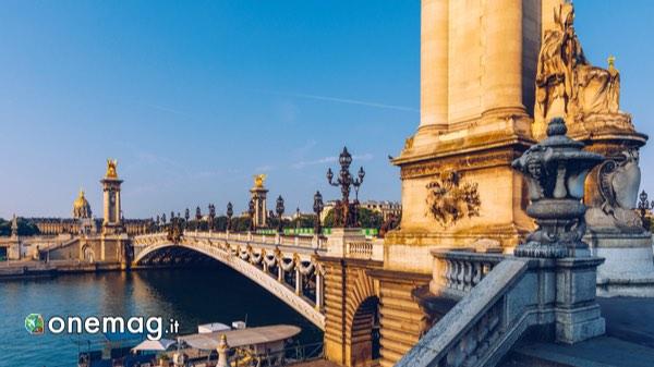 Descrizione Ponte Alessandro III