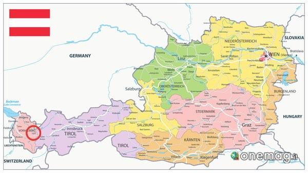Mappa di Lech