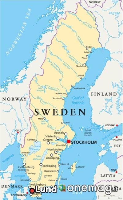 Mappa di Lund