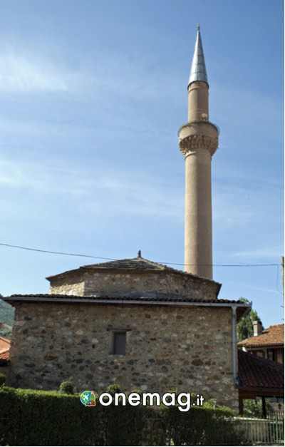 Cosa vedere in Albania, moschea saracena