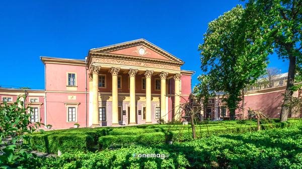 Cosa vedere a Odessa, Museo d'Arte