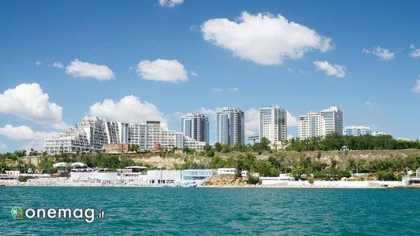 Panorama su Odessa