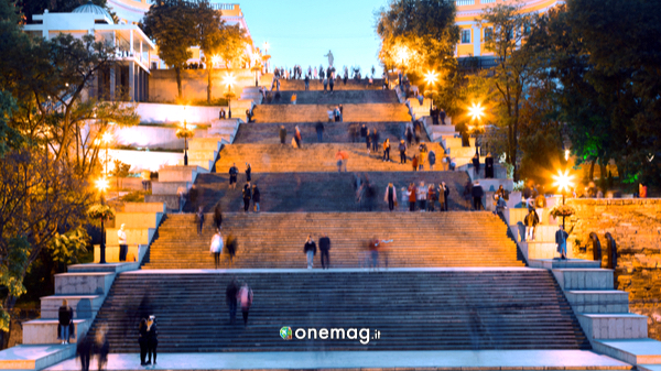 Cosa vedere a Odessa, Scalinata Potemkin
