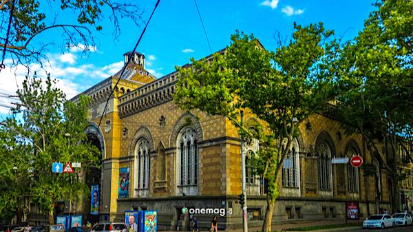 Cosa vedere a Odessa, il Teatro Filarmonico