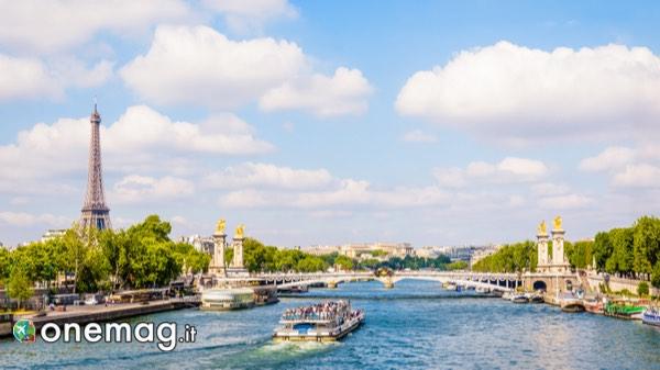 Ponte Alessandro III, Parigi
