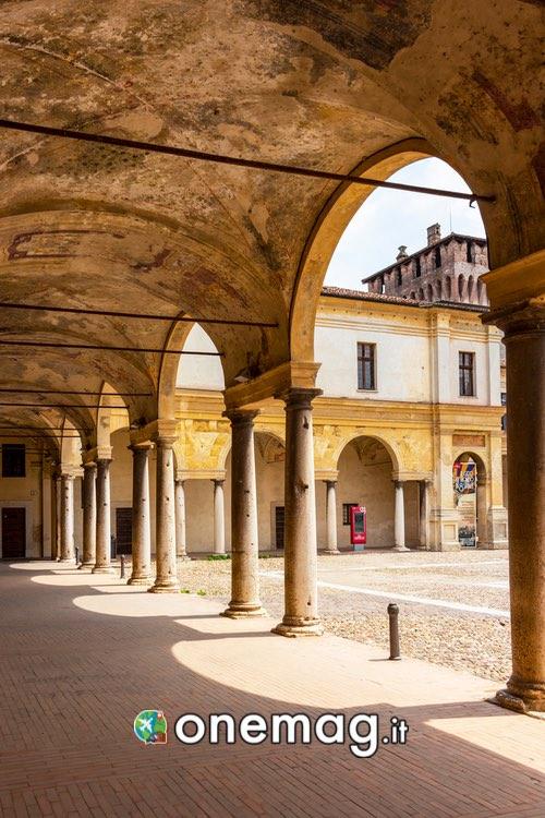 Porticato del Palazzo Ducale, Mantova