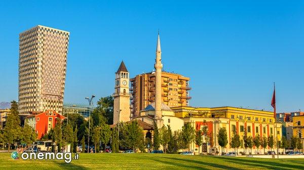 Architettura Moschea di Et'hem Bey di Tirana