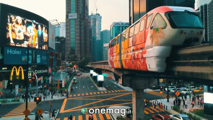 Cosa vedere a Kuala Lumpur: Bukit Bintang