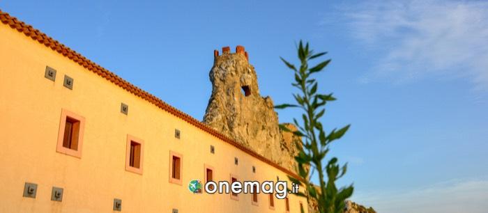 Cosa vedere a Caltanissetta: Castello di Pietrarossa