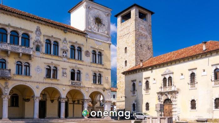 Cosa vedere a Belluno: Piazza del Duomo