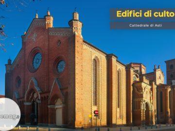 La Cattedrale di Asti